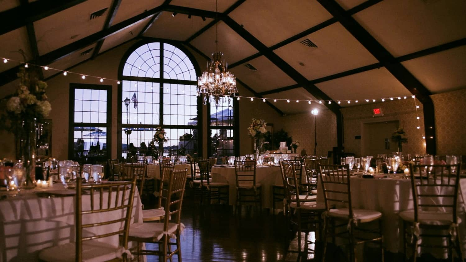 Axel_Marrero_Studios_New_Jersey_NJ_Wedding_Videographer_Cinematographer_Video_Lake_Reception_Cafe_Lights